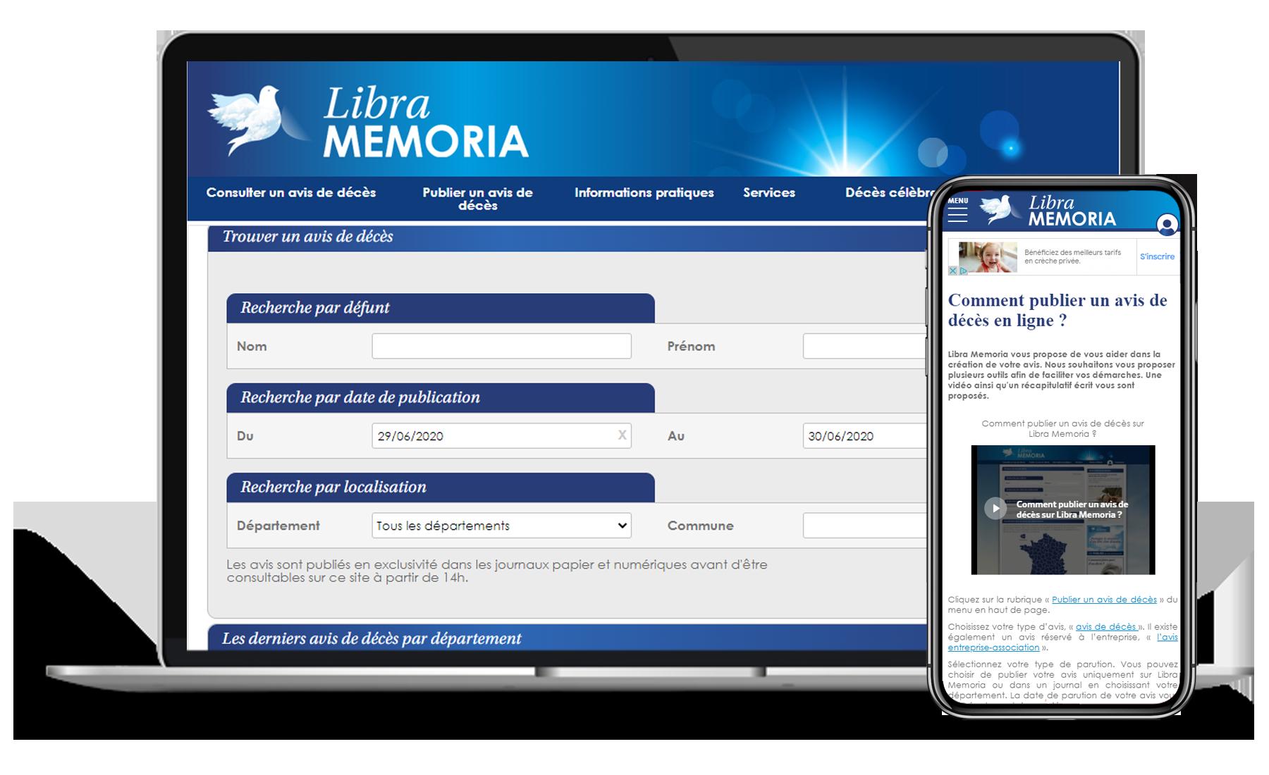 Libramemoria.com